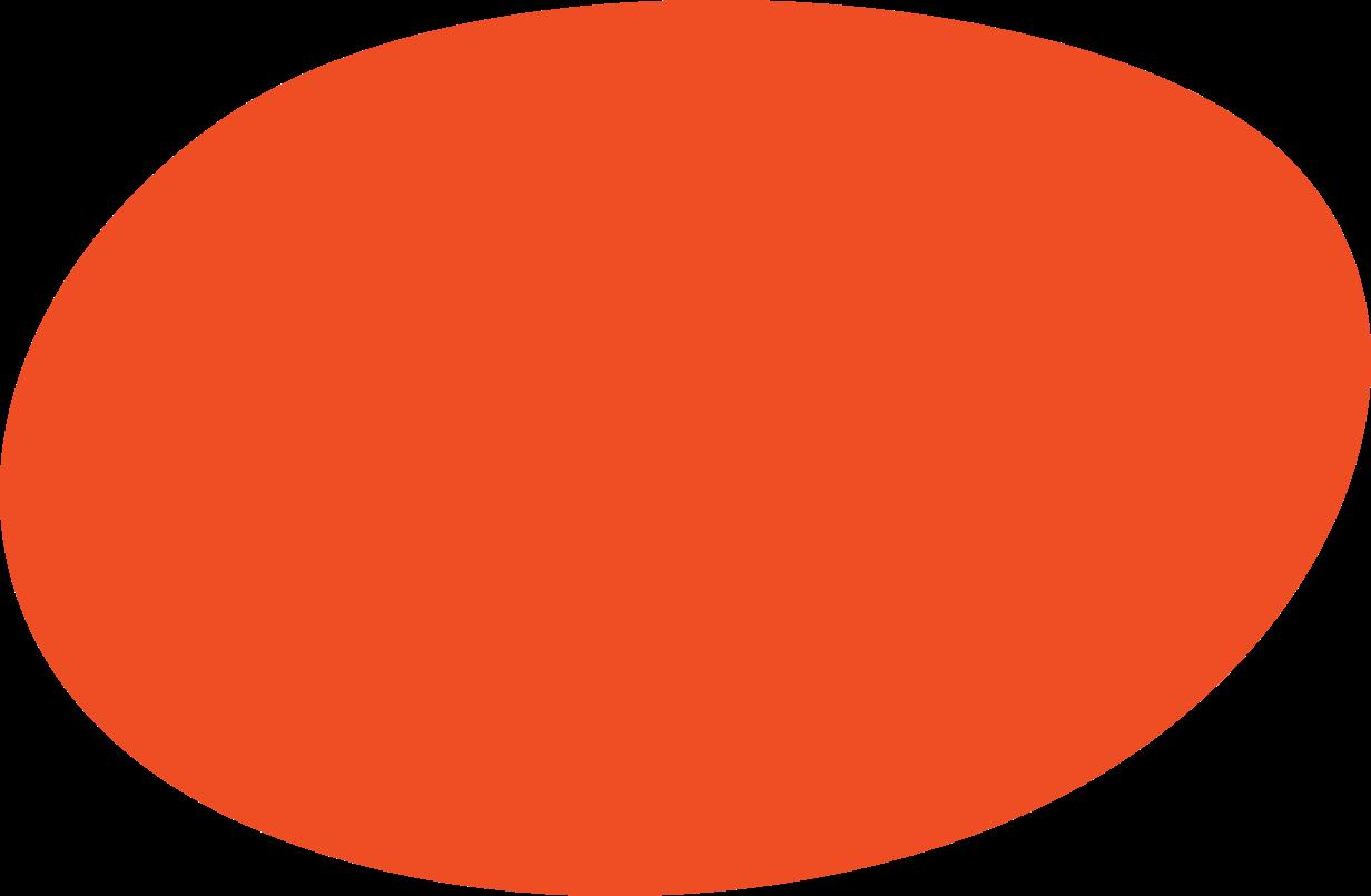 orange-blob